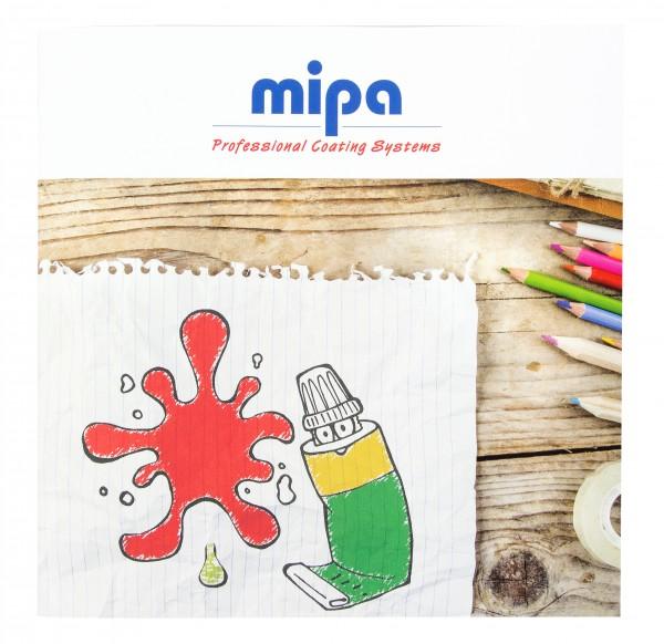 Mipa Malbuch