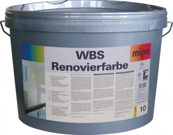 Mipa WBS Renovierfarbe
