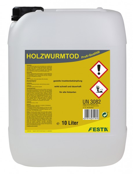 FESTA Holzwurmtod 10 Liter