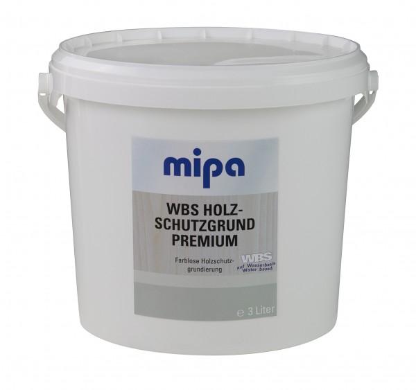 Mipa WBS Holzschutzgrund 3 Liter