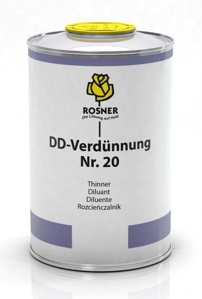 Rosner DD Verdünnung Nr. 20