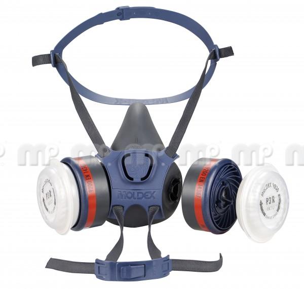 Atemschutzmaske Easy Lock in Box, mit Ersatzteilen