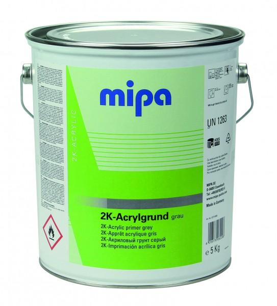 Mipa 2K-Acrylgrund grau
