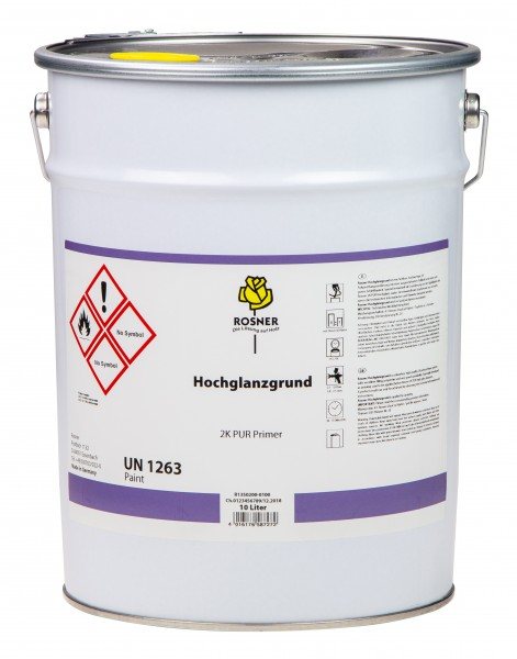 Rosner Hochglanzgrund 2K PUR Primer 10 Liter