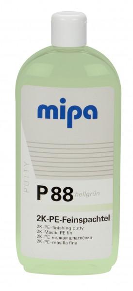 Mipa P 88 hellgrün 500ml , nur für Gewerbetreibende!