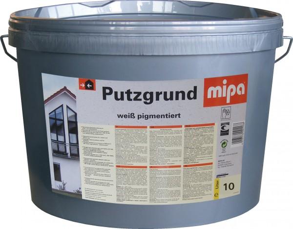 Mipa Putzgrund weiß pigmentiert