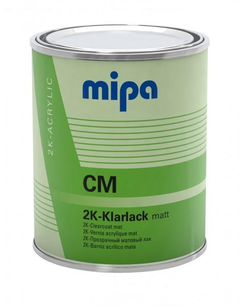 Mipa 2K- MS Klarlack matt