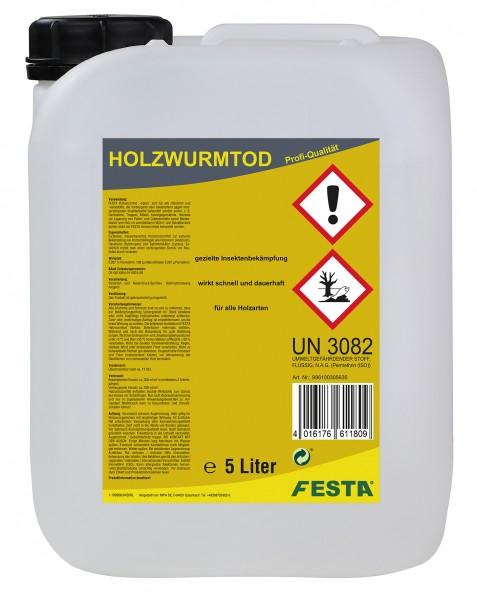 FESTA Holzwurmtod 5 Liter