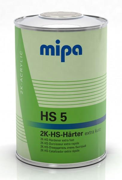 Mipa 2K-HS-Härter HS 5, extra kurz