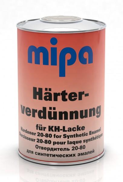 Mipa Härterverdünnung für Kunstharz Decklacke 1 Liter 272710000