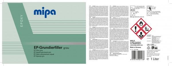EP-Grundierfiller 1 Liter Übersicht