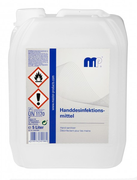 MP Handdesinfektionsmittel 5 Ltr.