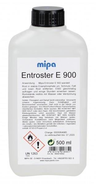 Mipa Entroster E 900 Rostumwandler