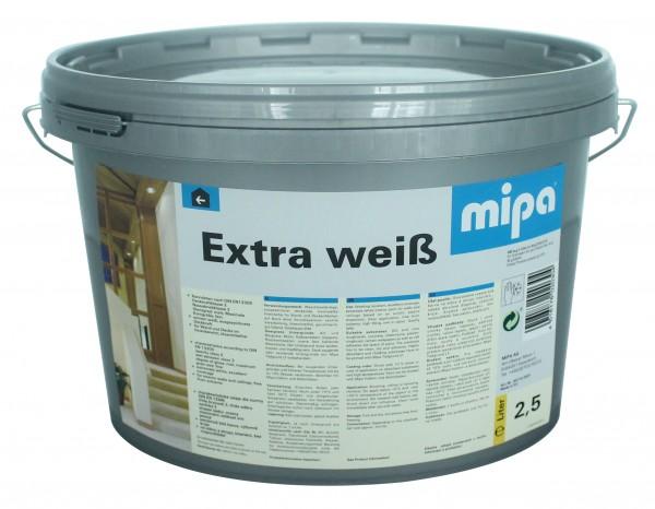 Mipa Extra weiß