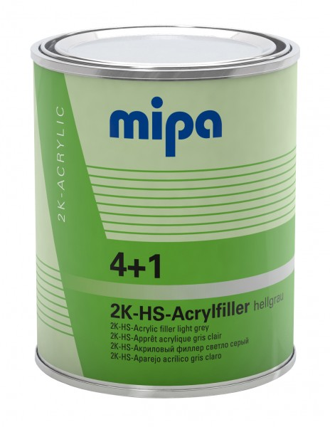 Mipa 4 + 1 Acrylfiller HS