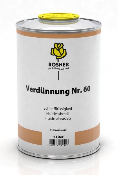 Rosner Verdünnung Nr. 60