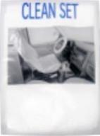 MP Clean Set , Sitzbezug Schutz-Set
