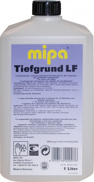 Mipa Tiefgrund LF