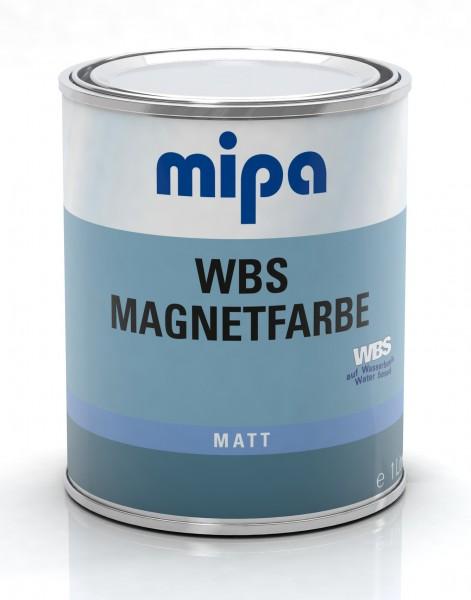 Mipa WBS Magnetfarbe 1 Liter matt