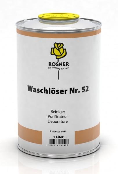 Rosner Waschlöser Nr. 52