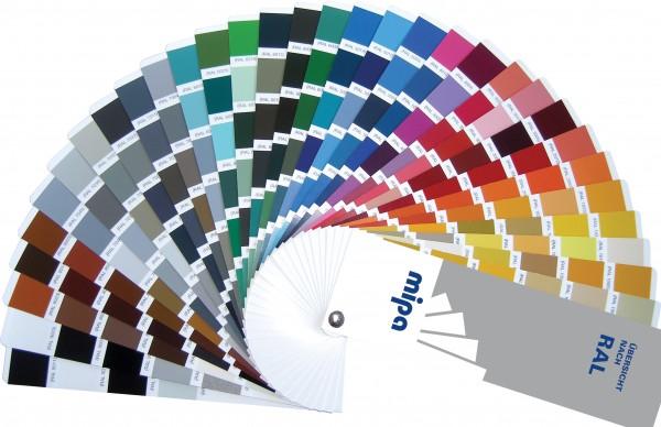 Mipa RAL Farbtonfächer