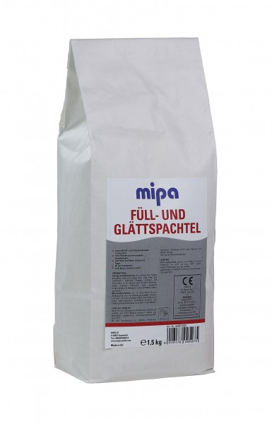 Mipa Füll-und Glättspachtel
