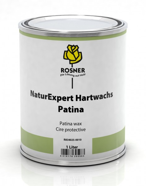 NaturExpert Hartwachs Patina