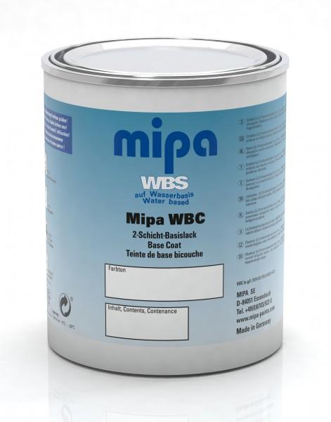 Mipa Wasserlack Metallic 1 Liter nach Farbwunsch