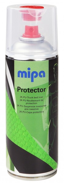 Mipa Protector 2K-Spray schwarz matt