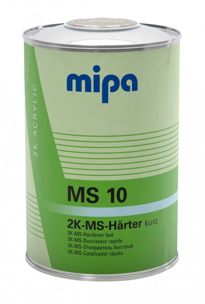 Mipa 2K-MS-Härter MS 10, kurz