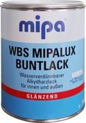 Mipa WBS Mipalux Weißlack glänzend