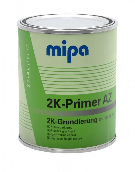 Mipa 2K-Primer AZ dunkelgrau