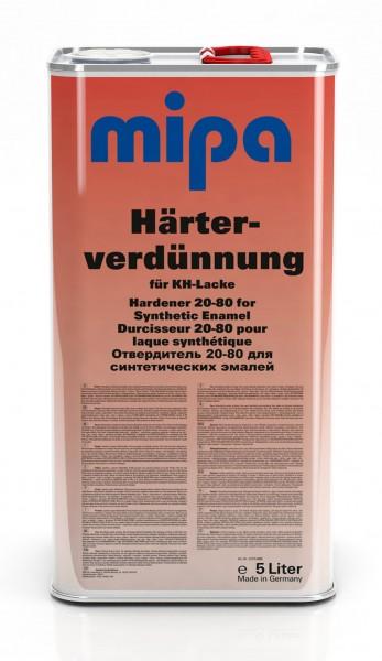 Mipa Härterverdünnung für Kunstharz Decklacke 5 Liter 272750000