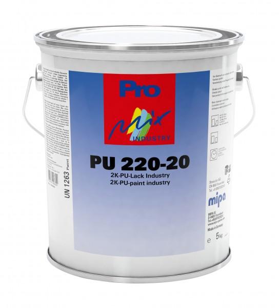 Mipa PU 220-20 2K-PU-Lack Industry matt