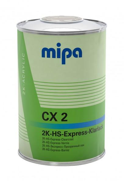 Mipa 2K-Express-Klarlack CX2