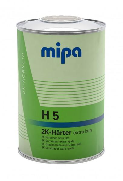 Mipa 2K-Härter H 5, extra kurz