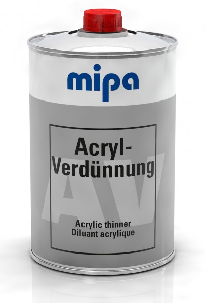 Mipa 2K-Acrylverdünnung