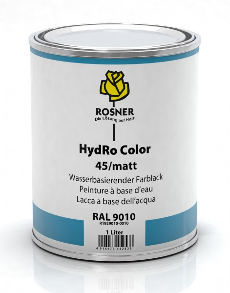 HydRo Color Sonderfarbtöne