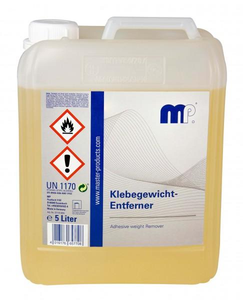 MP Klebegewichtentferner 5 Liter Kanister